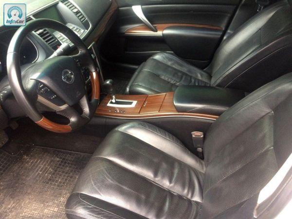 Купить автомобиль Nissan Teana 2008 (серебряный) с ...
