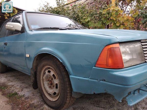 Купить автомобиль Москвич/АЗЛК 2141 1992 (синий) с ...