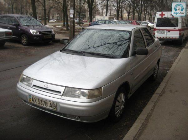 Купить автомобиль ВАЗ 2110 2005 (серый) с пробегом ...