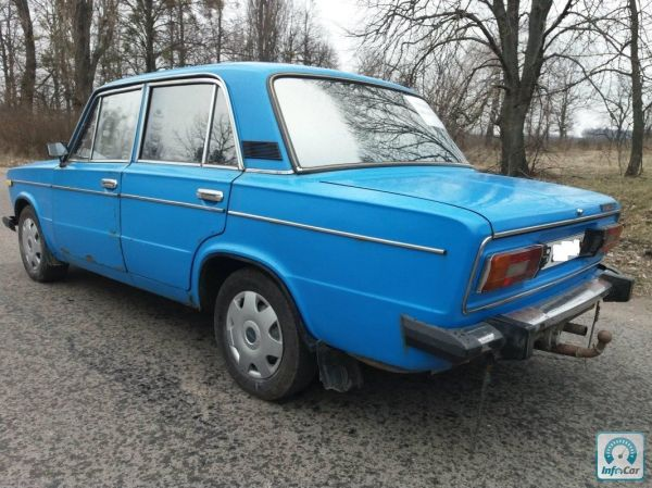 Купить автомобиль ВАЗ 2106 Газ/Бензин 1990 (синий) с ...