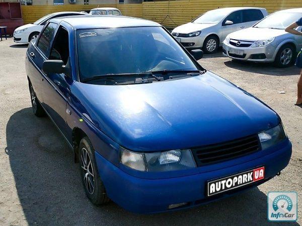 Купить автомобиль ВАЗ 2110 2006 (синий) с пробегом ...
