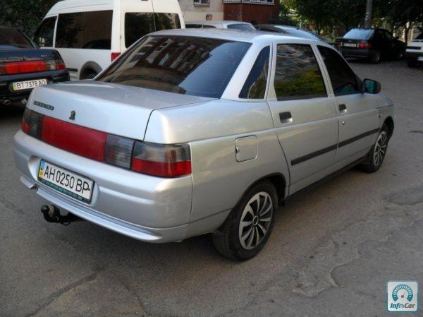 Купить автомобиль ВАЗ 2110 2007 (серый) с пробегом ...