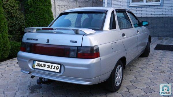 Купить автомобиль ВАЗ 2110 21102 2004 (серебряный) с ...