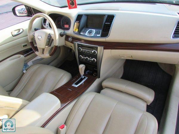 Купить автомобиль Nissan Teana 2008 (серый) с пробегом ...