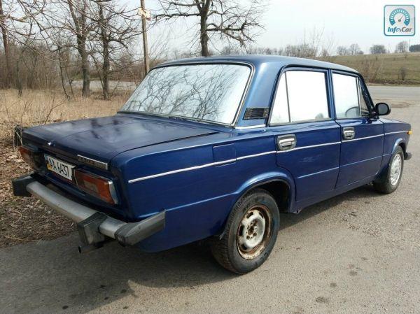 Купить автомобиль ВАЗ 2106 1996 (синий) с пробегом ...