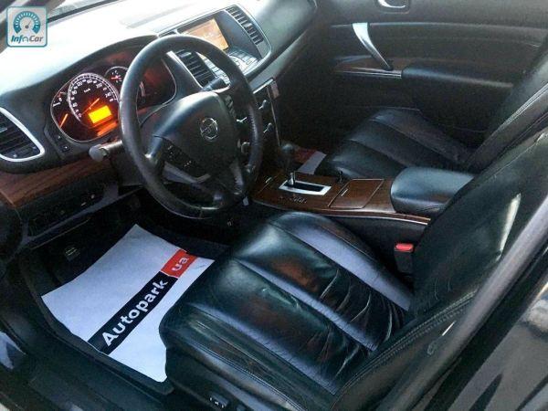 Купить автомобиль Nissan Teana 2008 (черный) с пробегом ...