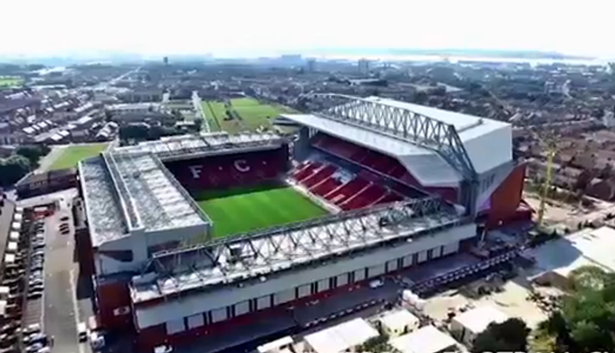 Image result for anfield redevelopment