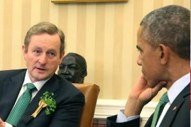 Image result for Barack Obama plans return to Ireland in the next year