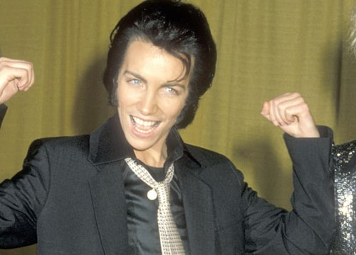 This is What Annie Lennox Looked Like  in 1984