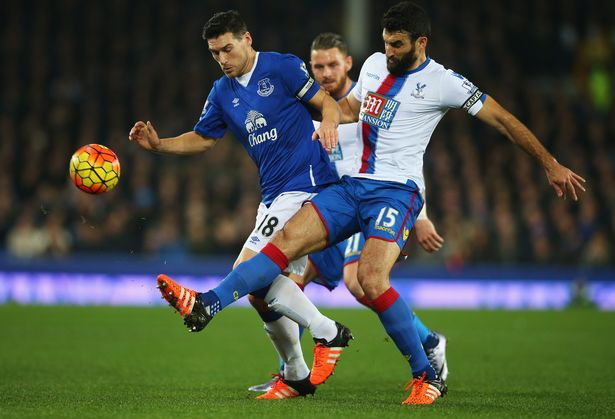 Everton FC 1 Crystal Palace 1: How the gamers rated JS78273445