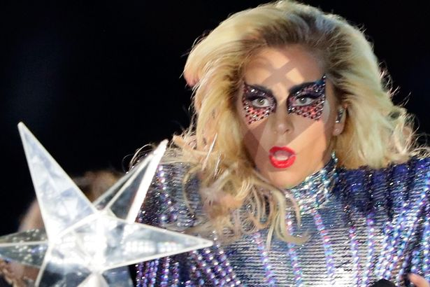 Lady Gaga paid tribute to Amy (Image: Getty)
