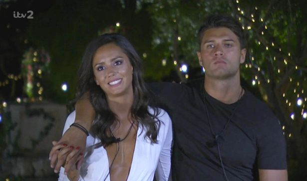 Tyla and Mike were booted out of the villa (Image: ITV)