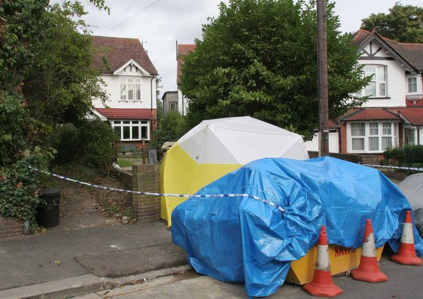 Miss Bowman was stabbed to death in Croydon, south London (Image: SWNS)