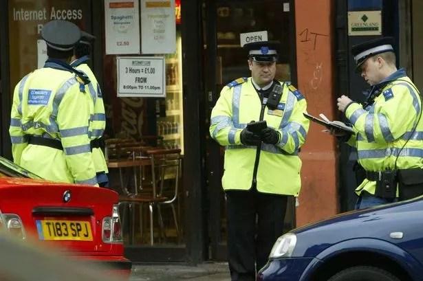 Traffic Warden Knocked Unconscious In Sickening Attack