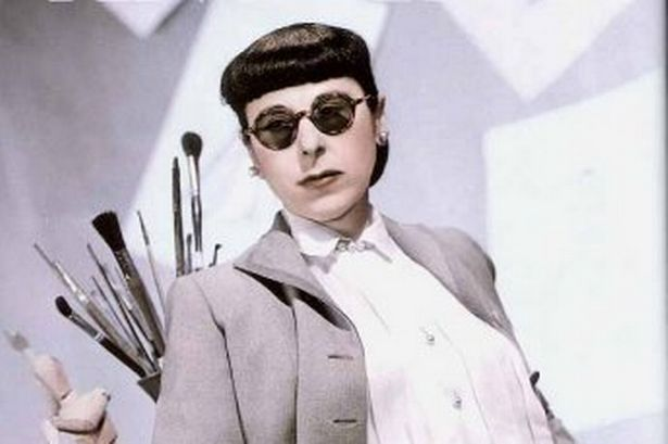 Image result for edith head head shots