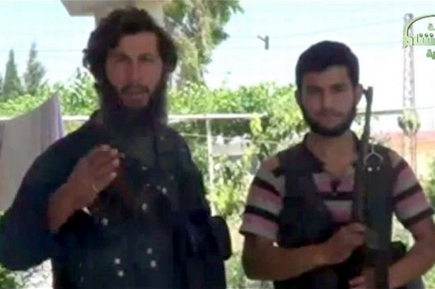 Grisly mistake: Mohammed Fares, left, was decapitated by mistake
