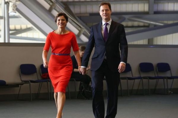 Nick Clegg's wife calls for Lord Grope to say sorry for ...