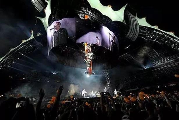 U2 Wembley