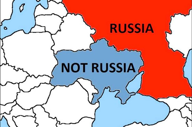 Image result for russia and canada map