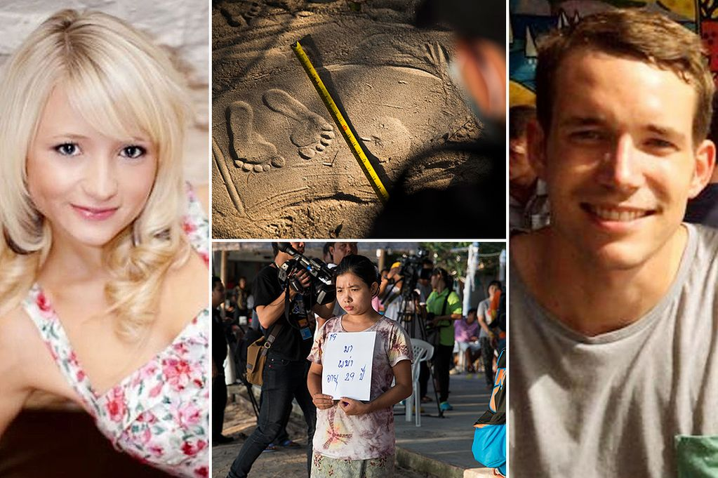 Thailand beach murders: Second Burmese worker confesses to killing British backpackers | ozara gossip