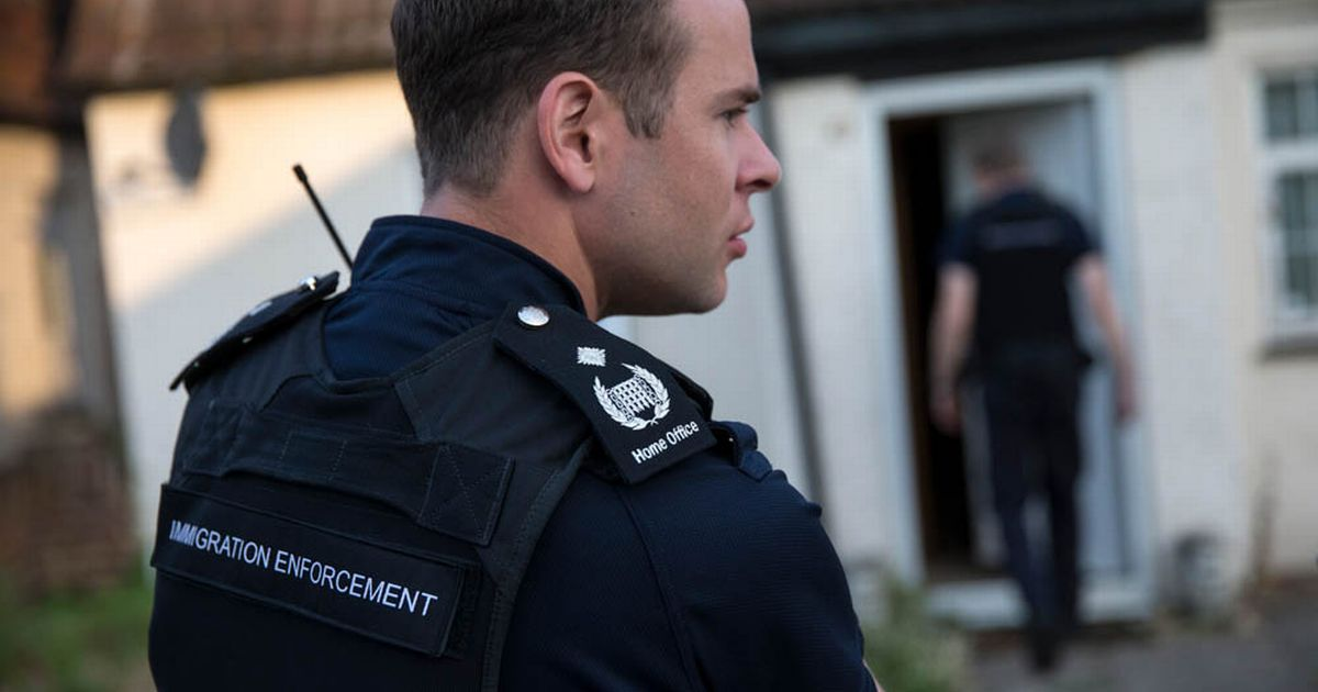 Illegal Immigration Arrests DOUBLE As Officers Target