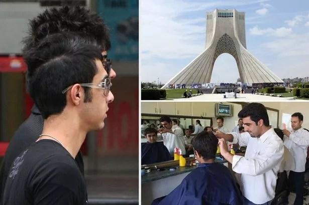 Iran Bans Homosexual And Devil Worshipping Haircuts