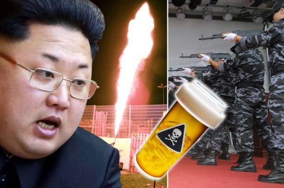 Kim Jong Un's different ways to execute people
