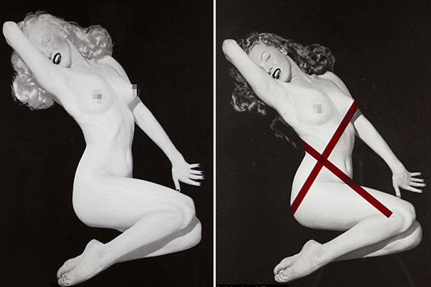 Foto Bugil Marilyn Monroe