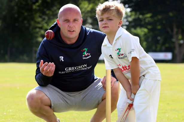 Image result for cricket with dad