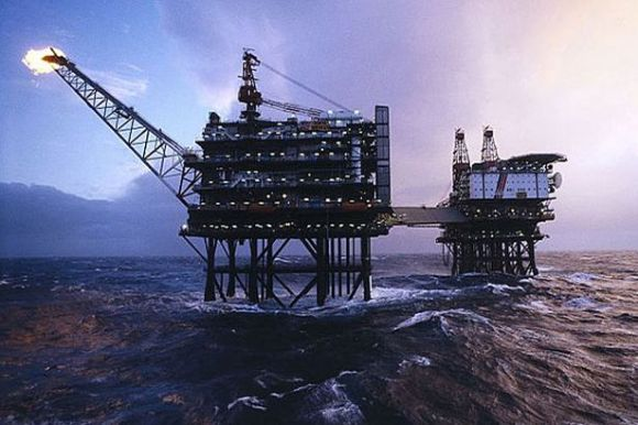 decommissioning plant in Aberdeen