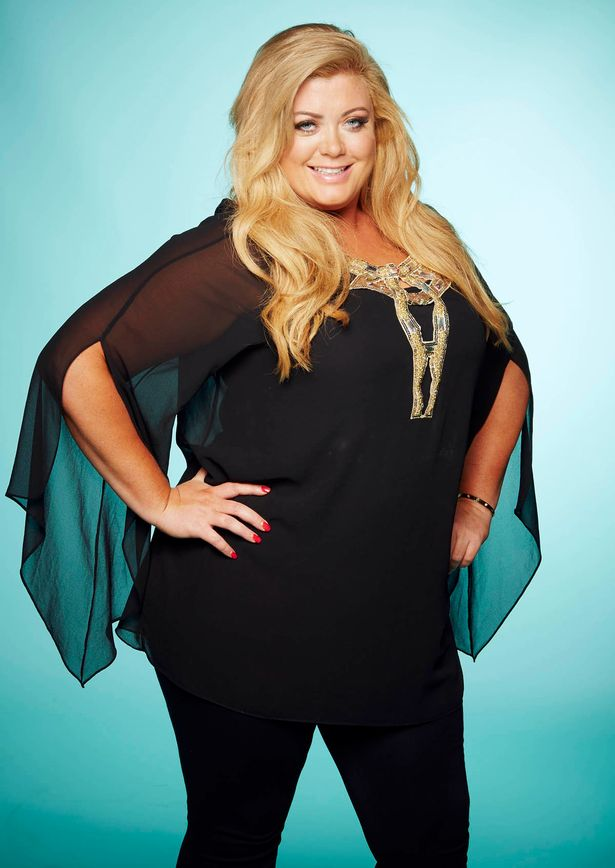 Gemma Collins on The Only Way Is Essex