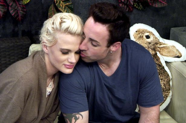 Celebrity Big Brother Day 27 - Chloe-Jasmine and Stevi