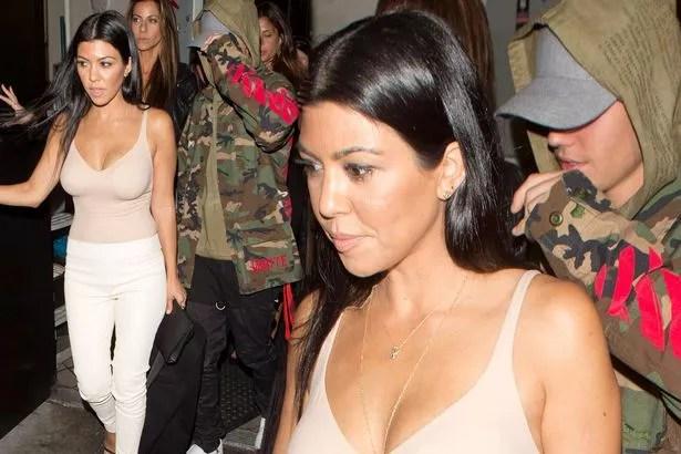 Who is hookup kourtney kardashian now