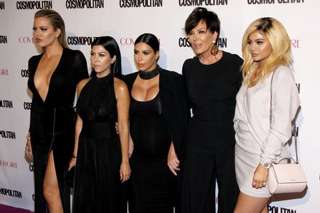 The Kardashian clan celebrate momager Kris's 60th birthday