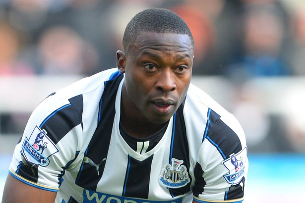 Heading for the exit: Shola Ameobi will leave Bolton