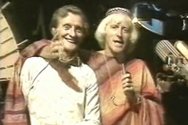 Image result for johnny savile and jimmy savile
