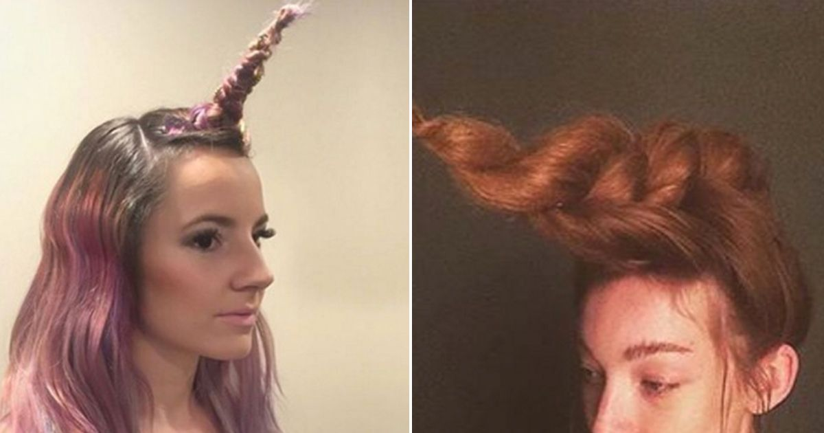 Unicorn Hair Is The Latest Trend To Go Viral With Fashion