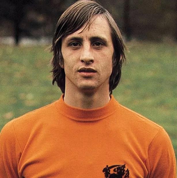 Image result for Johan Cruyff