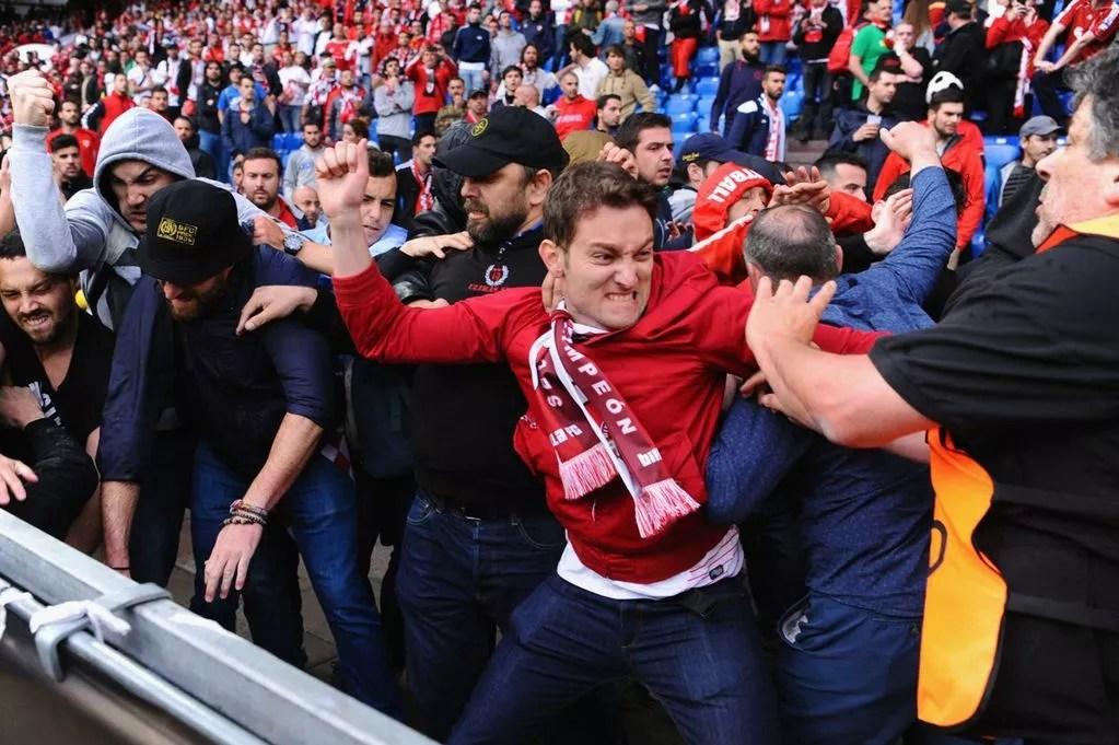 UEFA In The Dock Over Liverpool Vs Sevilla Ticket