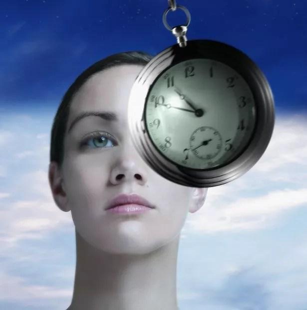 Hypnotism with pocket watch