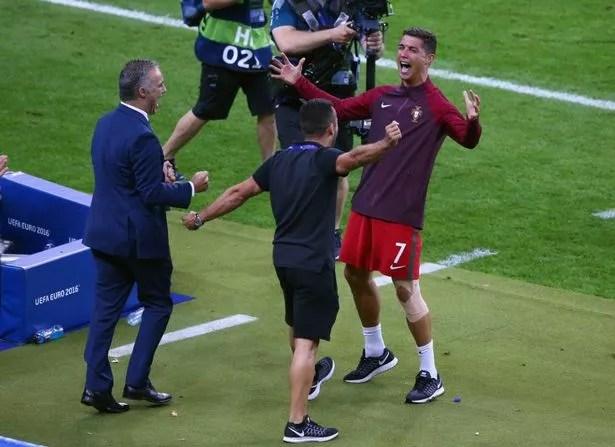 Image result for Ronaldo: No one can be the next Cristiano Ronaldo