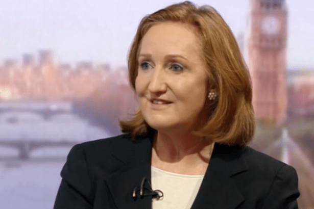 Suzanne Evans on The Andrew Marr