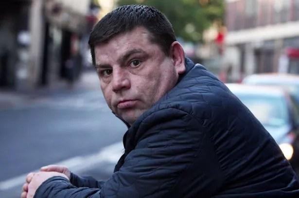 Watch explosive interview with underworld enforcer David Glover reliving gangland torture