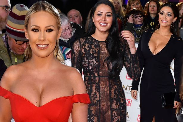 NTAs 2017 most revealing outfits