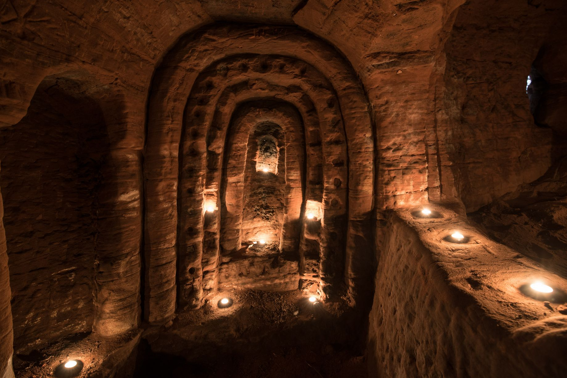 Image result for knights templar cave
