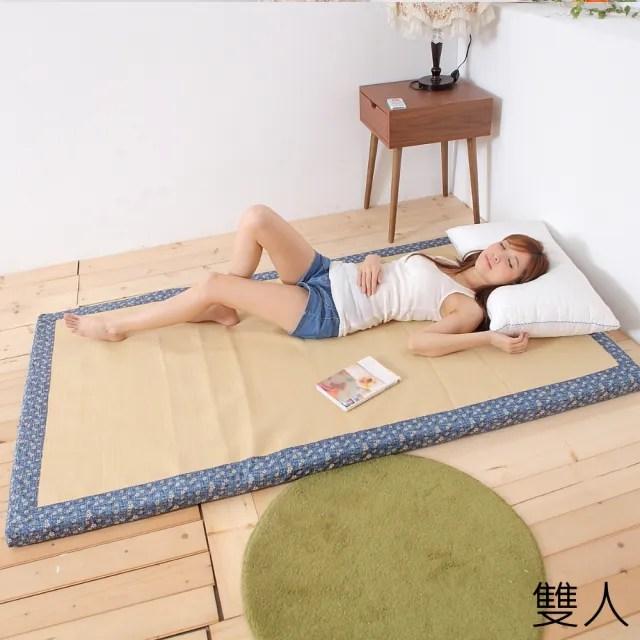 【Lust】日式和風床墊5X6.2尺 透氣性更勝記憶墊學生高級床墊質感絕佳(台灣製造)