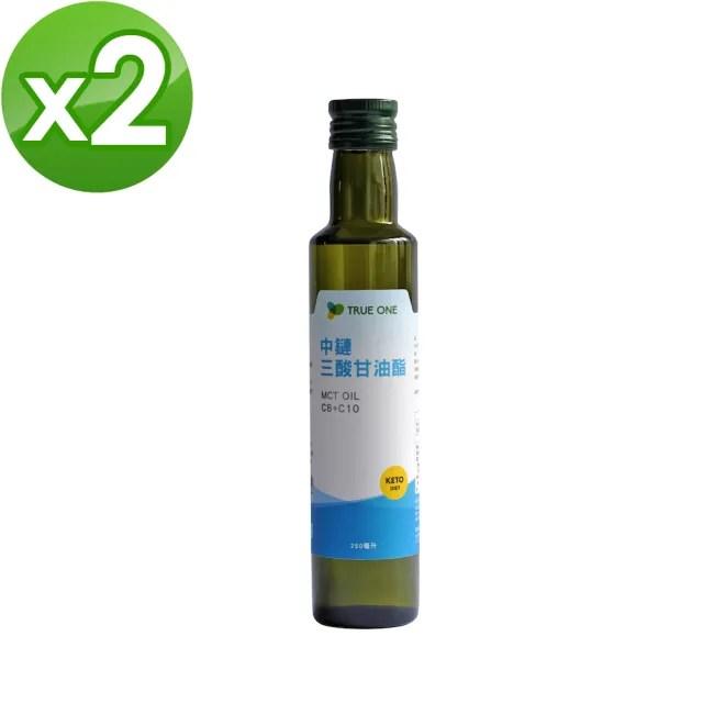 【食在加分】純中鏈三酸甘油脂MCT/250ml(純C8和C10)