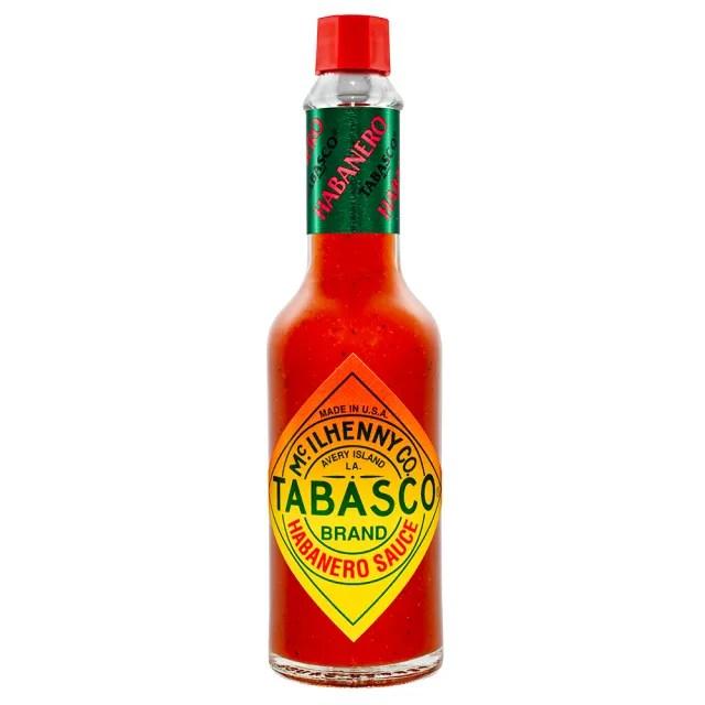 【TABASCO】哈巴尼羅辣椒汁(60ml)