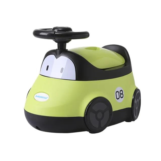 【babyhood】小汽車座便器(綠色)