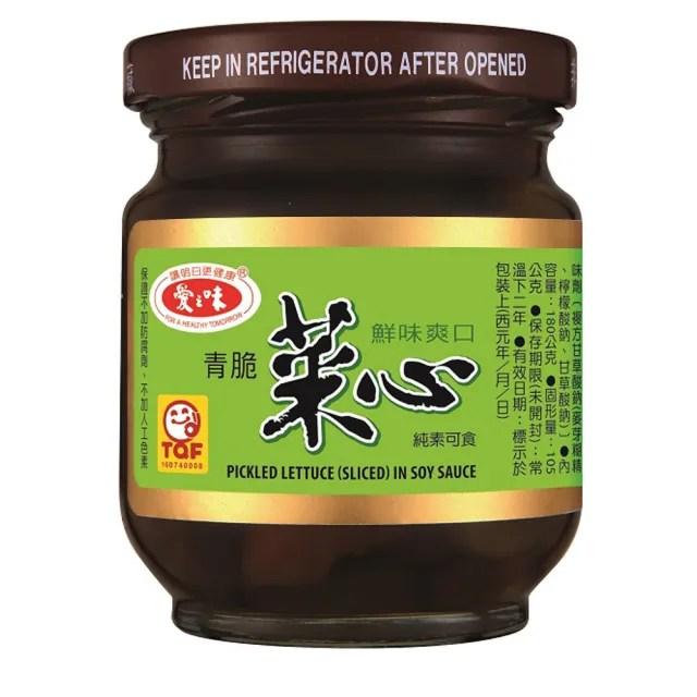 【愛之味】青脆菜心 180g